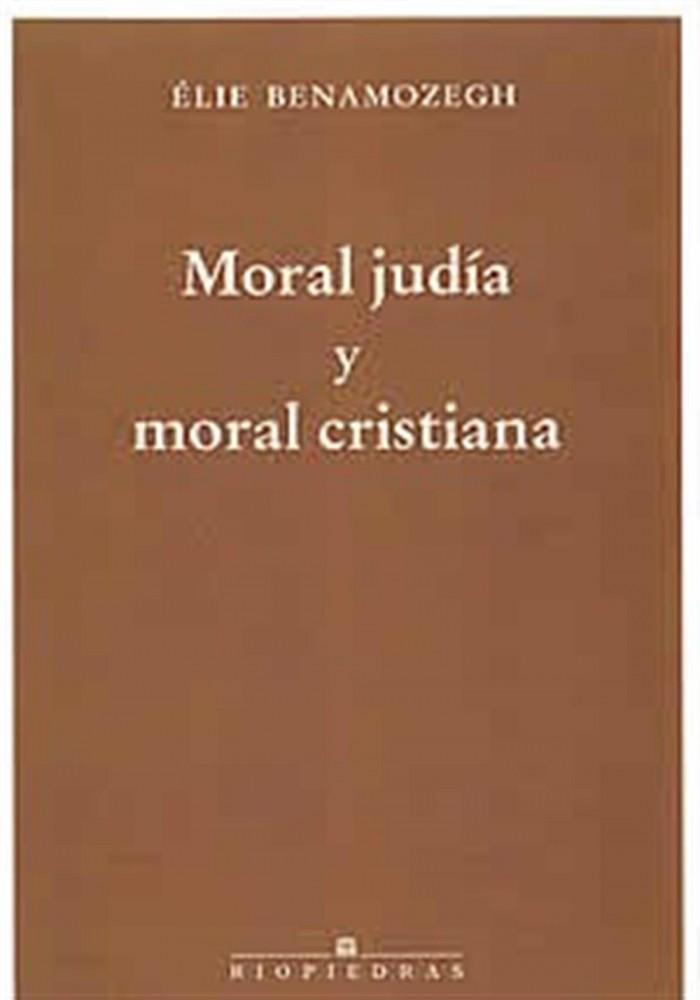 Moral judía y moral cristiana