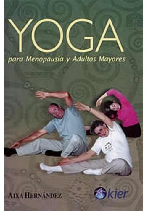Yoga para menopausia y adultos mayores