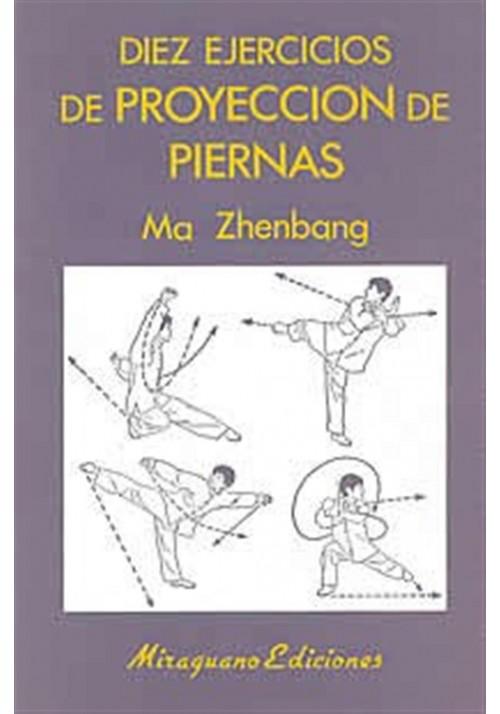 Diez ejercicios de proyección de piernas