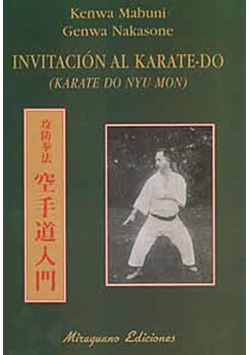 Invitación al karate-do