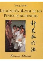 Localización manual de los puntos  de acupuntura