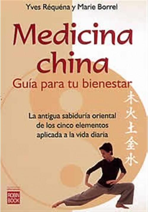Medicina china-Guía para tu bienestar