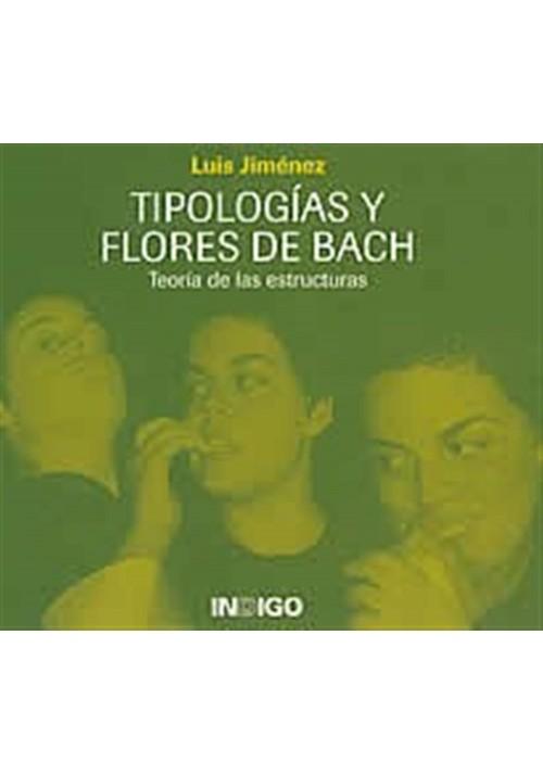 Tipologías y flores de Bach
