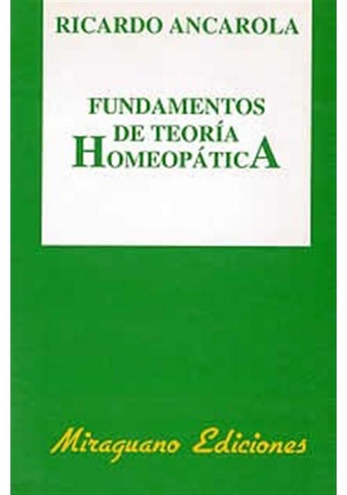 Fundamentos de teoría Homeopática