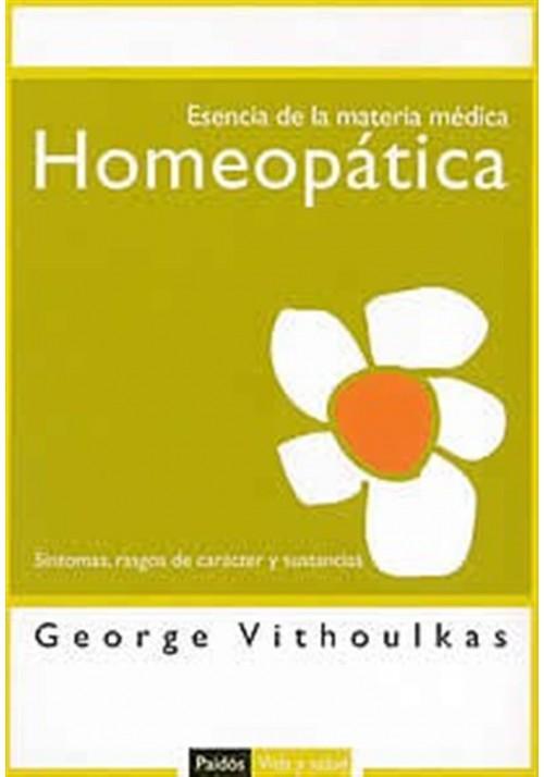 Esencia de la materia médica Homeopática