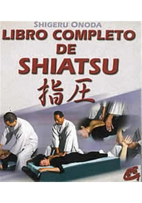 Libro completo de Shiatsu