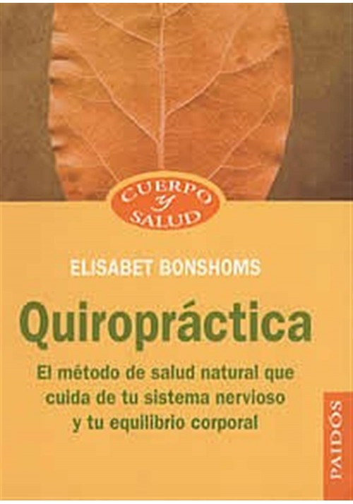 Quiropráctica