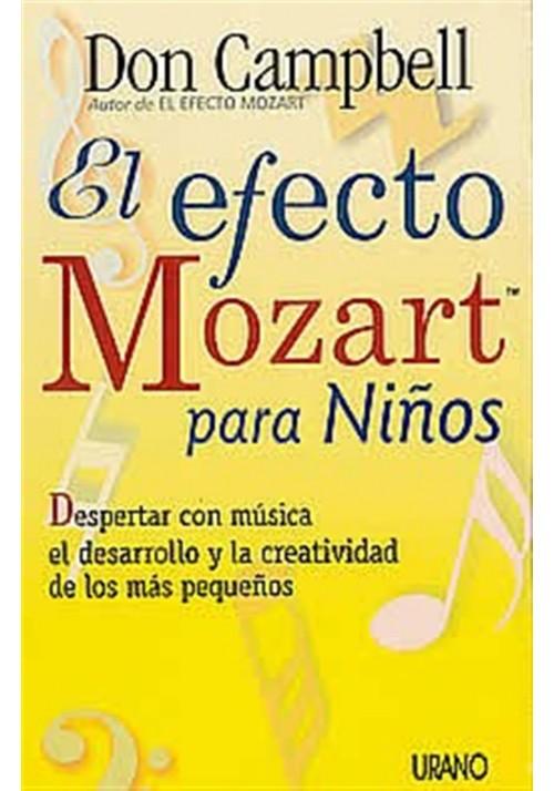 El efecto Mozart para niños