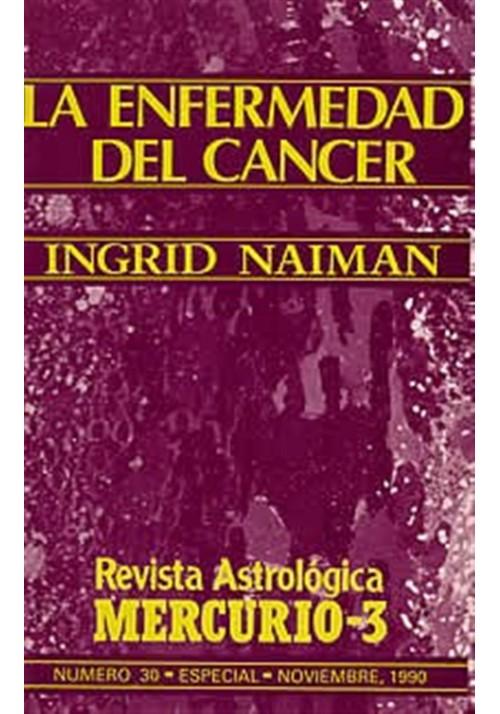 La enfermedad del cancere