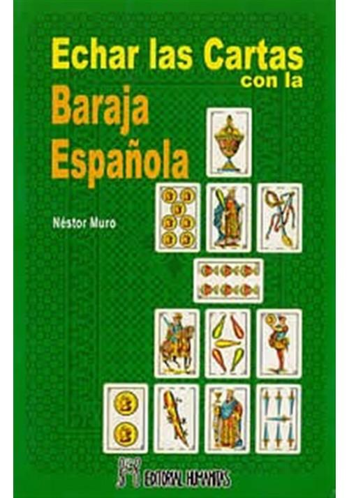 Echar las cartas con la baraja española