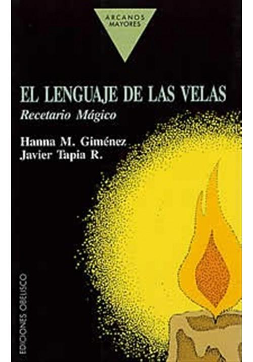 El lenguaje de las velas- Recetario Mágico