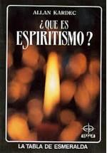 ¿Qué es Espiritismo?