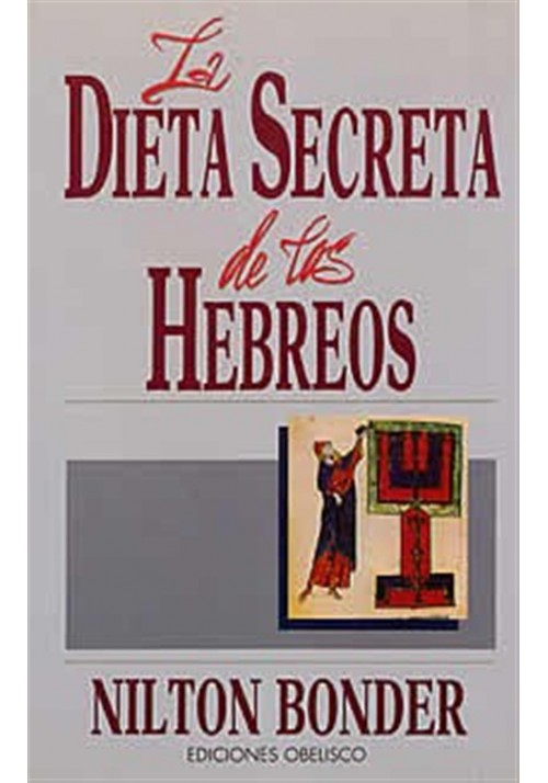 La dieta secreta de los hebreos