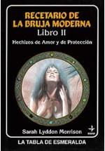 Recetario de la bruja moderna-Libro II