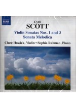 Violín Sonatas Nº 1 y 3 Sonata Melódica-CD