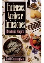 Inciensos, aceites e infusiones