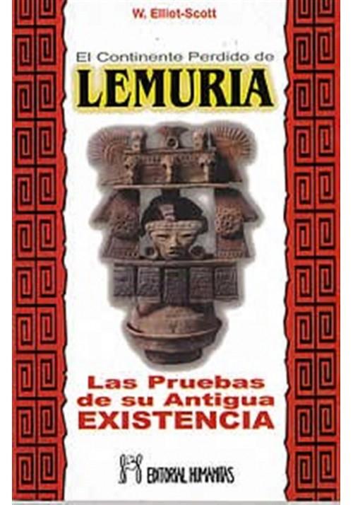 El continente Perdido de Lemuria