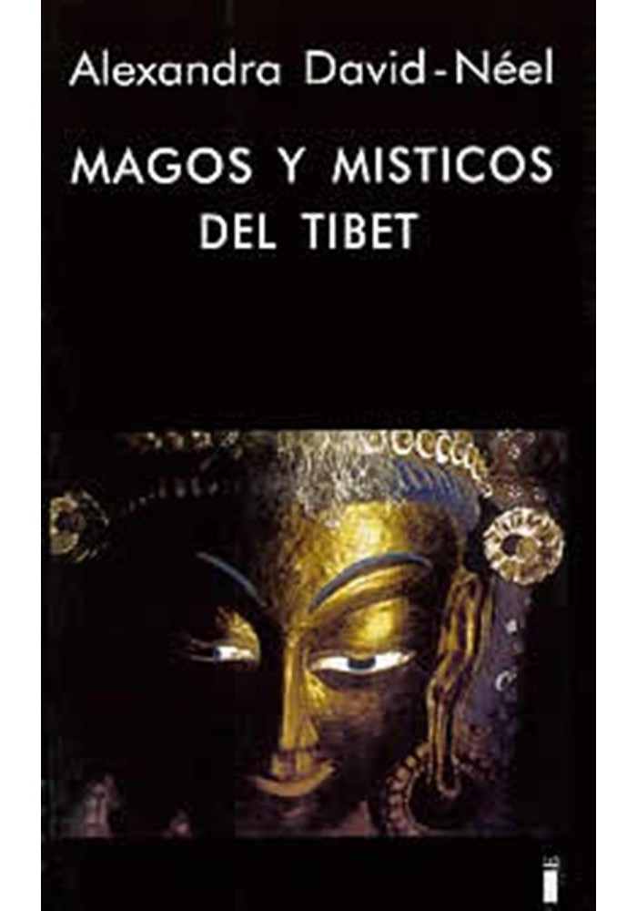 Magos y místicos del tibet