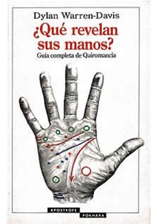 ¿Qué revelan sus manos?