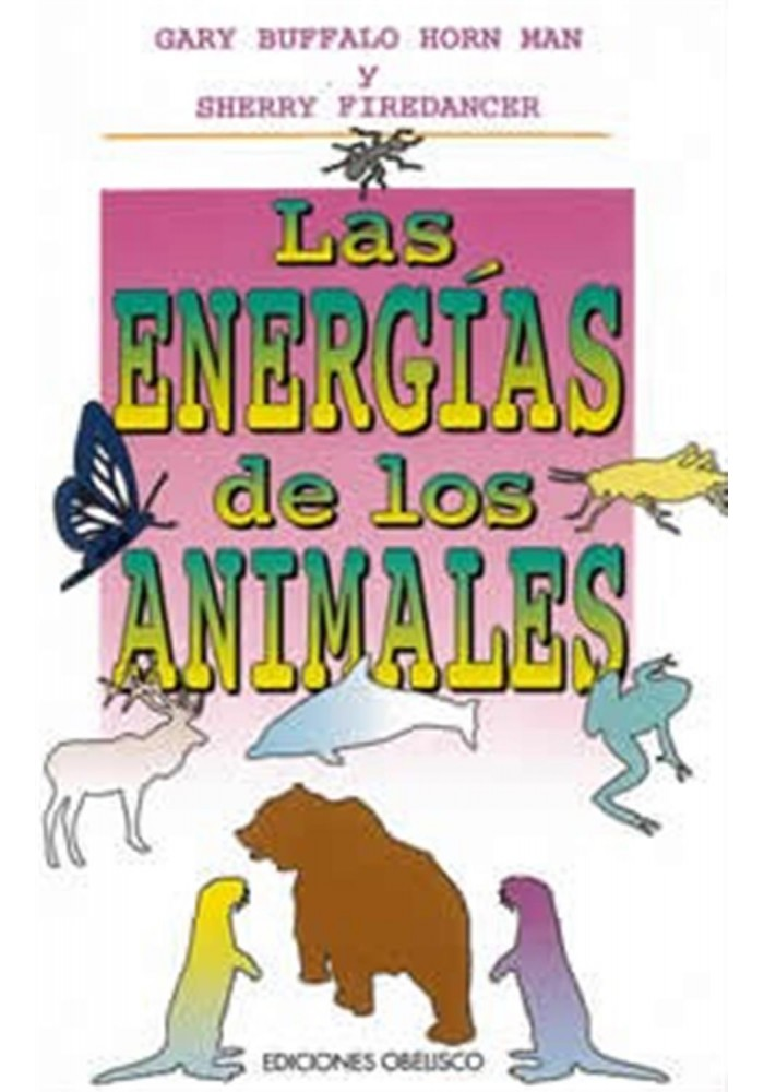 Las energías de los animales