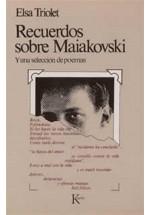 Recuerdos sobre Maiakovski-Y una selección de poemas