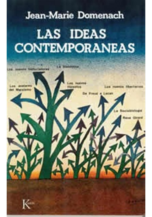 Las ideas contemporaneas