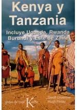 Kenya y Tanzania- Incluye Uganda, Rwanda, Burundi y Este de zaire