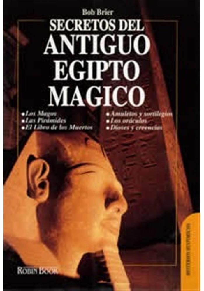 Secretos del antiguo Egipto mágico