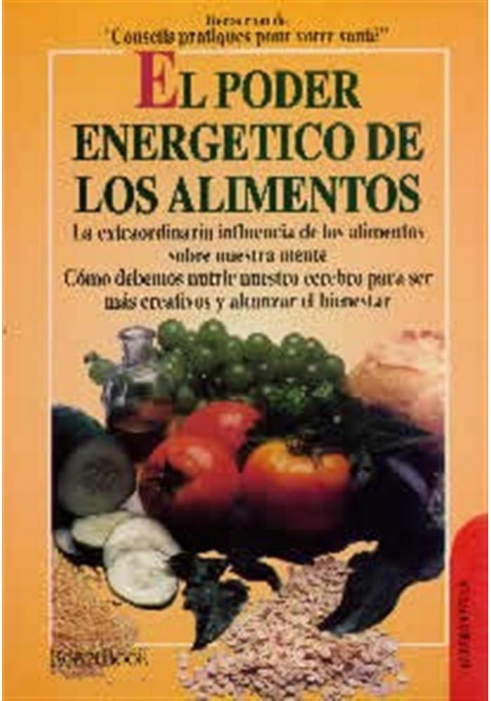El Poder energético de los alimentos