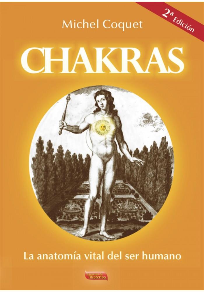 Chakras - La anatomía vital del ser humano - 2ª edición