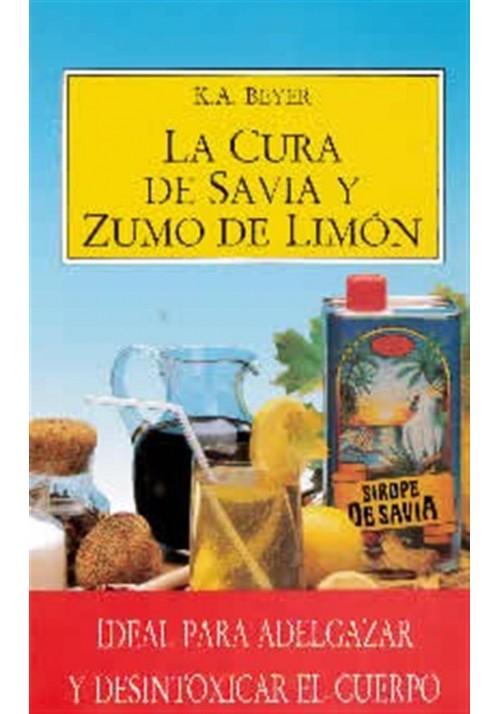 La cura de savia y zumo de limón