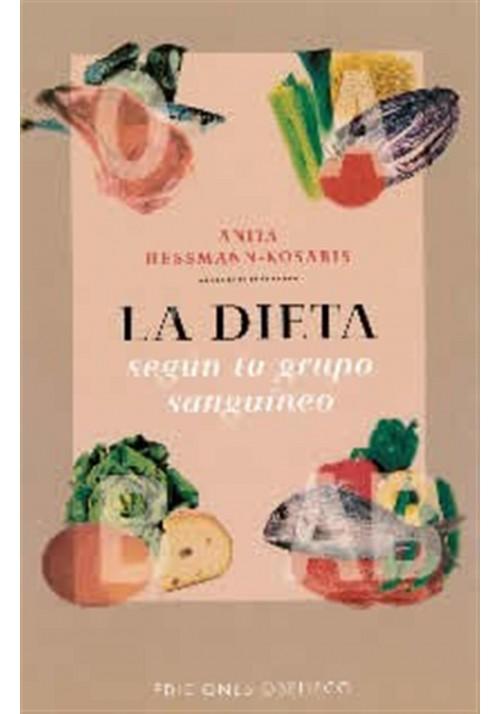 La dieta según tu grupo sanguíneo