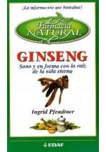 Ginseng. Sano y en forma con la raíz de la vida eterna