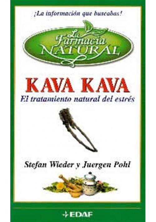 Kava kava-El tratamiento natural del estrés