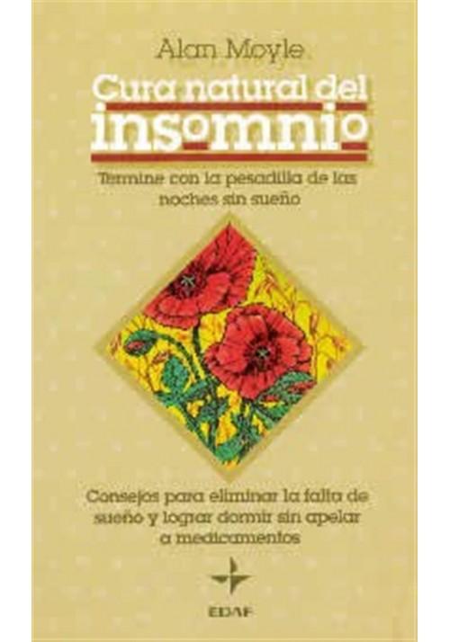 Cura natural del insomnio