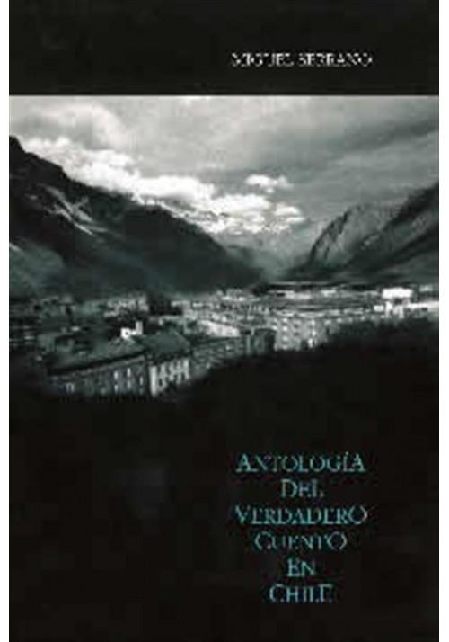Antología del verdadero cuento de Chile