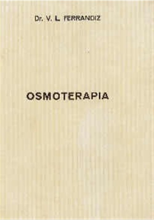 Osmoterapia