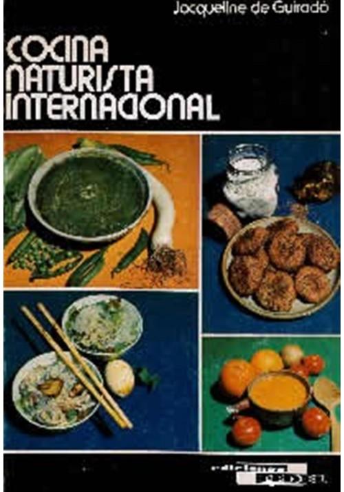 Cocina naturista internacional