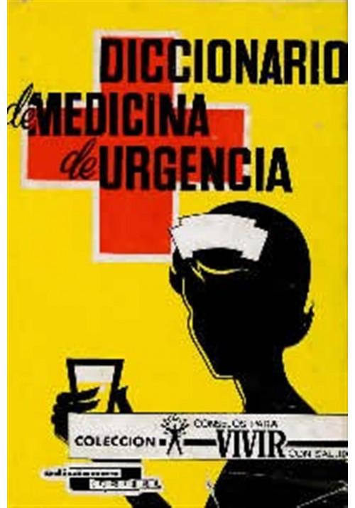 Diccionario de medicina de urgencia