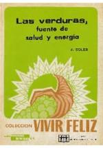 Las verduras, fuente de salud y energía