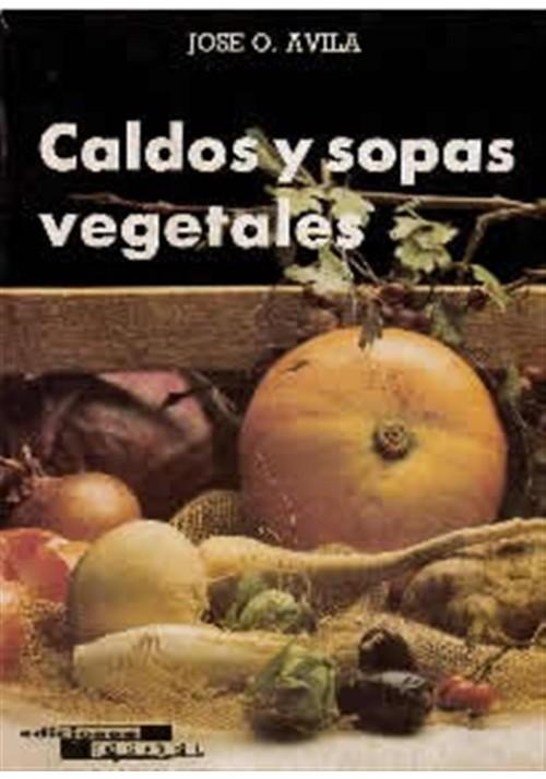 Caldo y sopas vegetales