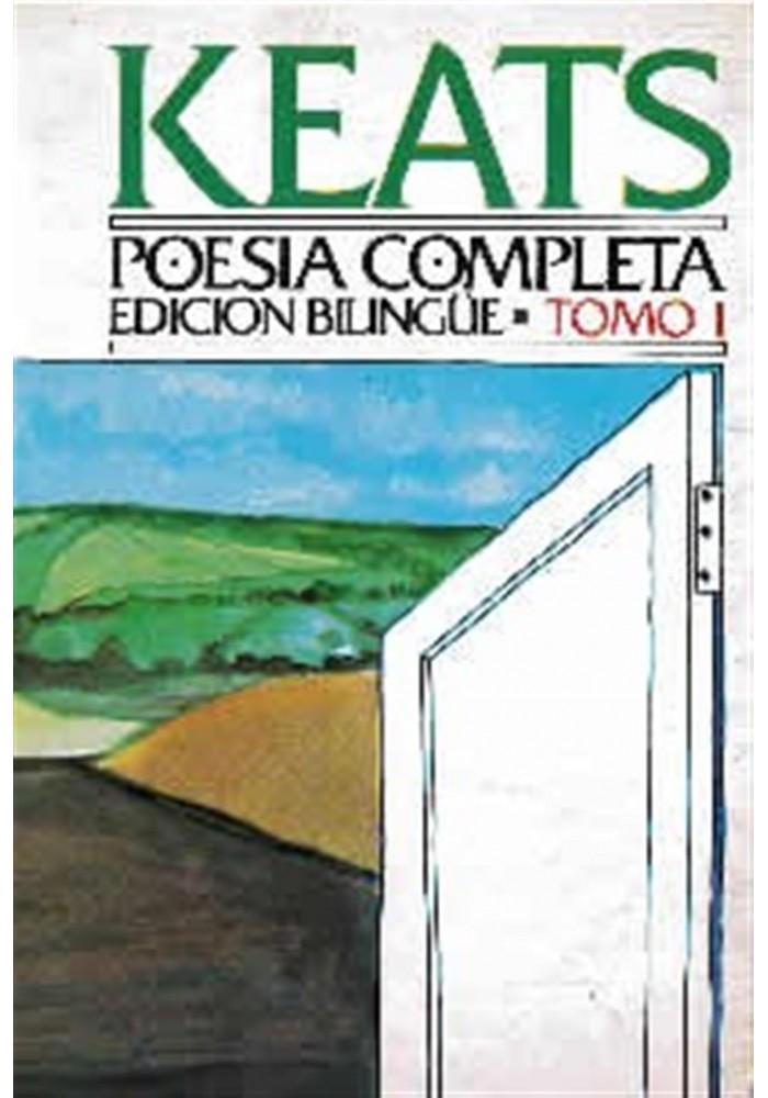 Poesia completa edición bilingüe-Tomo I