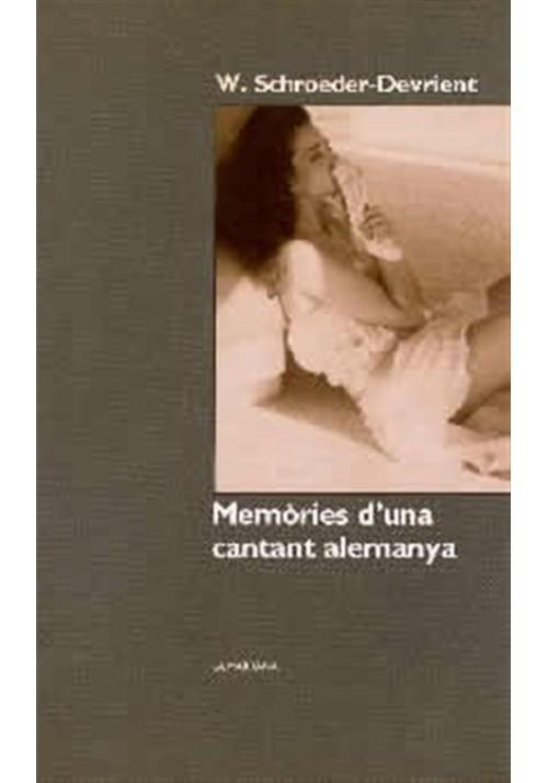Memòries d´una cantant alemanya