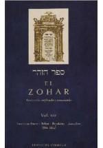 El Zohar- Vol. XXII- Secciones Emor- Behar- Bejukotai- Bamidbar (88a-121a)