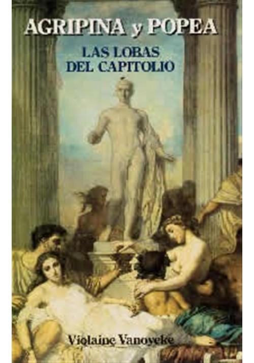 Agripina y Popea-  las lobas del capitolio