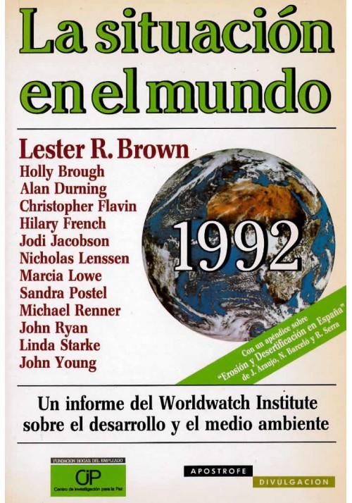 La situación en el mundo 1992