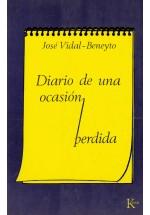 Diario de una ocasión perdida