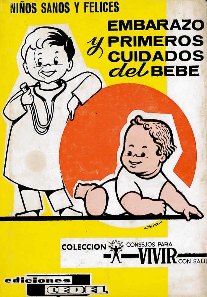Embarazo y primeros cuidados del bebe