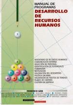 Manual de programas desarrollo de recursos humanos