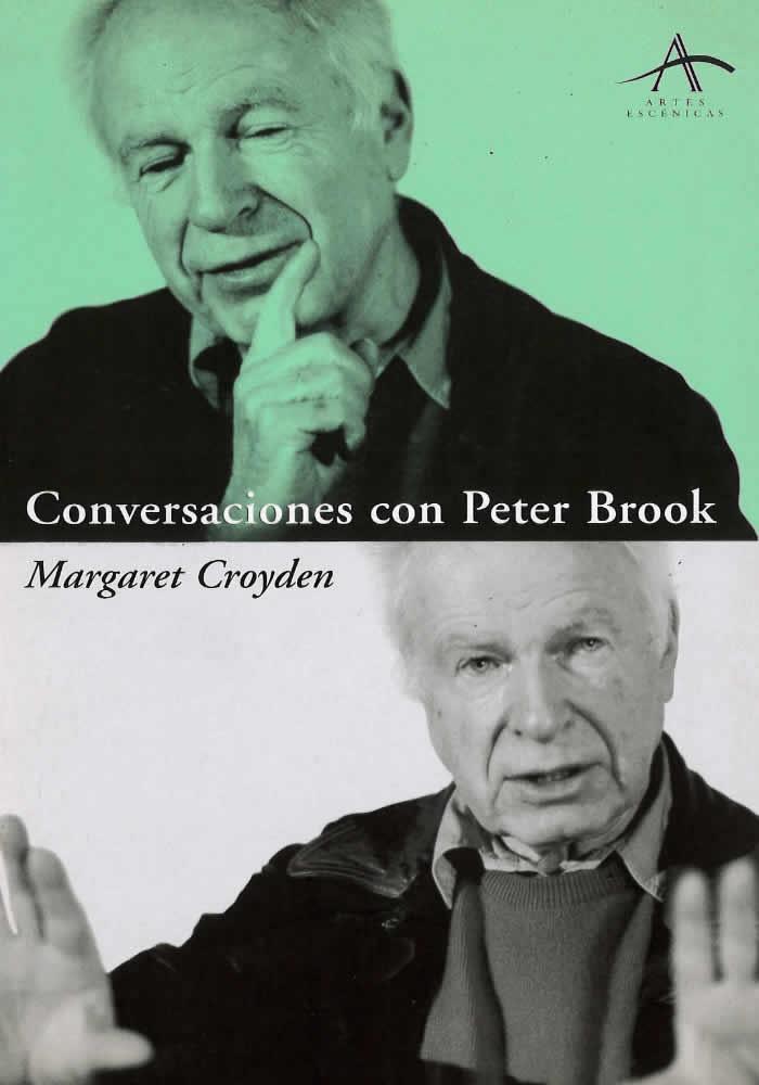 Conversaciones con Peter Brook